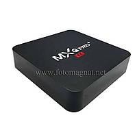 Медиаплеер TV Box MXQ Pro Plus(портативный медиаплеер)