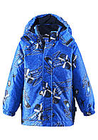 Зимняя куртка для мальчика Lassie 721695 - 6511. Размеры 104-116.
