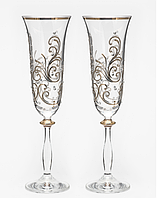 Свадебные бокалы VIP, модель 13