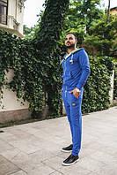 Спортивный костюм мужской электрик ВВ/-М 02