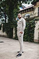 Спортивный костюм мужской серый ВВ/-М 02