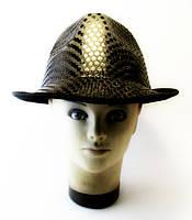 Шляпа с пайетками