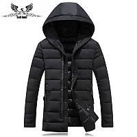 Мужской зимний пуховик куртка. Модель 725, фото 1