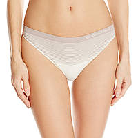 Трусики Calvin Klein Seamless, Ivory/Ostrich Feather
