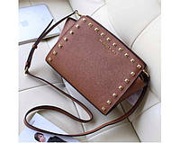 Cумка -crossbody.  Michael Kors Selma (3233) brown