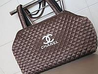 Сумка женская Chanel (Шанель), бронзовая