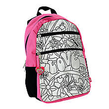 Творчество и рукоделие «Color Me Mine» (6375173) рюкзак с брелком, 5 маркеров, 24x34 см