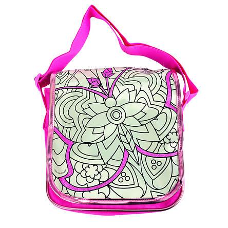 """Творчество и рукоделие «Color Me Mine» (6372205) сумочка """"Алмазный блеск"""" через плечо, 5 маркеров, 34х27 см, фото 2"""
