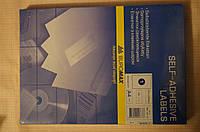 Бумага для принтера А4 самоклейка