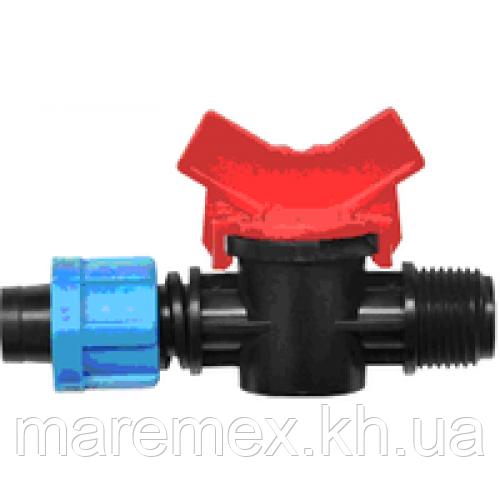 SL-011-10 КранНар.Рез. 3/4х3/4 (500/50)