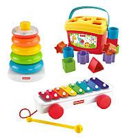 Набор Первые игрушки малыша Fisher Price