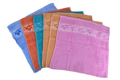 Махровое полотенце для лица (ML10) | 6 шт., фото 2