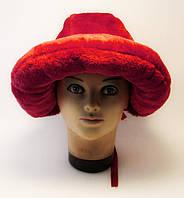 Шапка детская - Красная шапочка