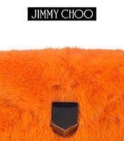 Jimmy Choo Lockett Envelope Mini – женская сумочка-клатч из норки сезона весна-лето 2016 уже доступен по предварительному заказу
