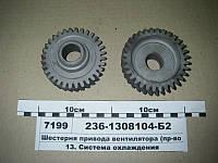 Шестерня привода вентилятора ЯМЗ 236,238,7511 (пр-во ЯМЗ)