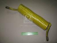 Шланг п/прицепа воздушн. спиральный (к-т 2 шт красн., желт.)(кабина-полуприцеп)