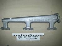 Труба водяная правая ЯМЗ 238 < ДК >