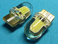 Светодиодная лампа W5W T10 COB