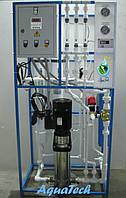 Установка обратного осмоса 400-500 л/ч