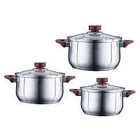 Набор посуды Peterhof PH 15817 (6 предметов)