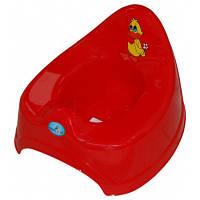 Детский горшок Tega Baby Balbinka TG-008  красный
