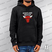 Мужская толстовка Chicago Bulls
