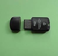 Картридер SY-М80 для карт памяти microSD и М2