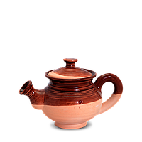 Чайник глиняный Gloss CG04 Покутская керамика