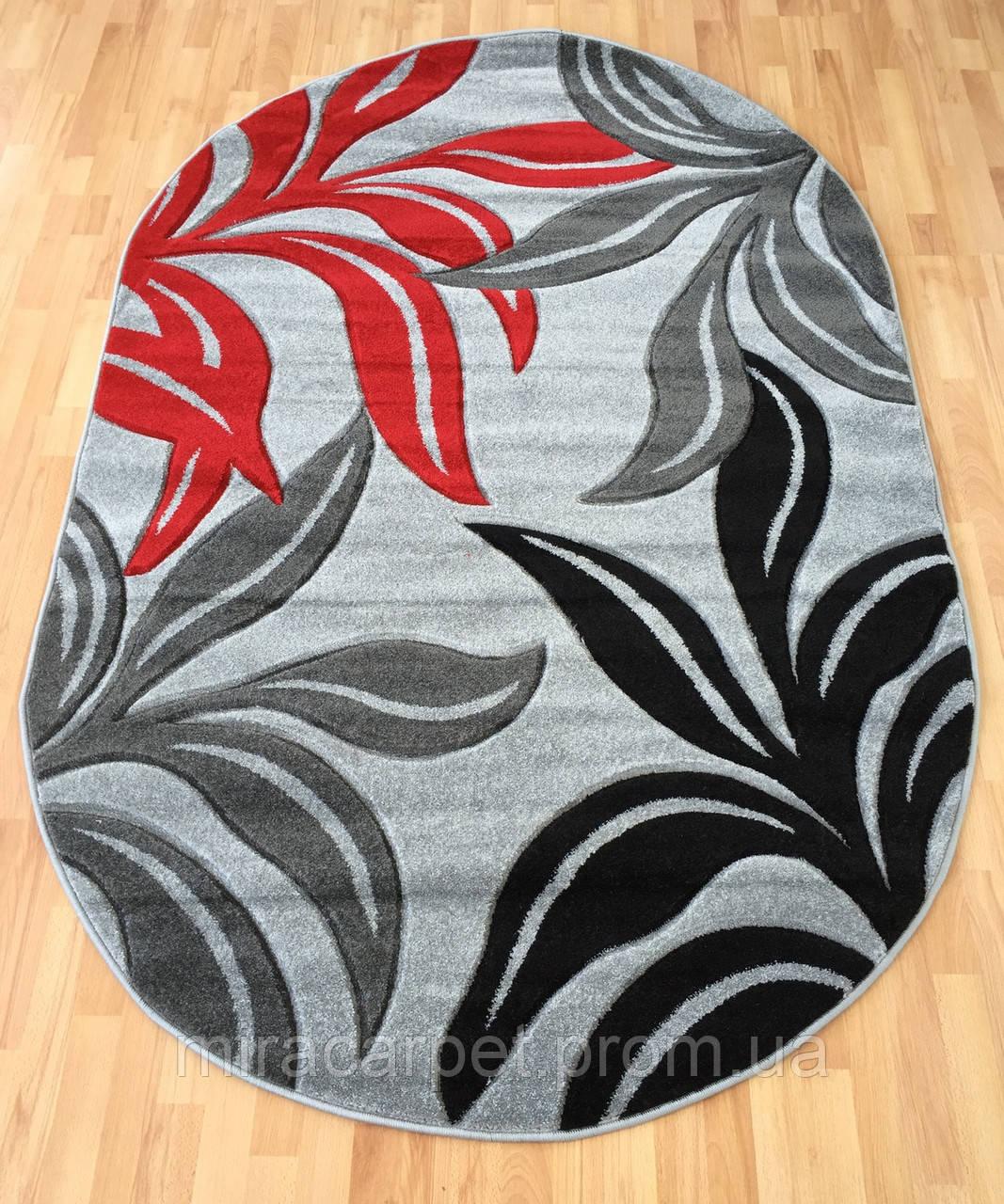 Серые напольные ковры для зала