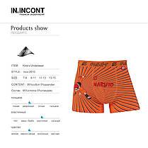 Подростковые стрейчевые шорты на мальчика  МАРКА «IN.INCONT»  Арт.2610, фото 3