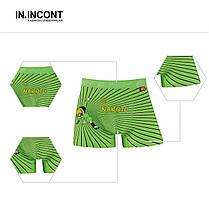 Подростковые стрейчевые шорты на мальчика  МАРКА «IN.INCONT»  Арт.2610, фото 2