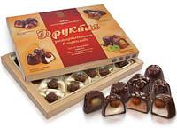 """Набор конфет """"Фрукты заспиртованные в шоколаде"""" 350г"""