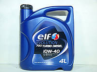 Масло моторное Elf Evolution 700 TD 10w40 4л