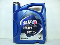 Масло моторное Elf Evolution 900 SXR 5w40 5л
