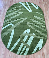 Зеленый турецкий ковер Fruze, фото 1