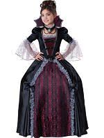 Прокат карнавального костюма Вампирша 1