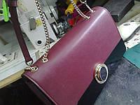 Ремонт замка на сумке Bvlgari