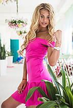 Летнее платье с открытыми плечами | Сен-тропе sk, фото 3