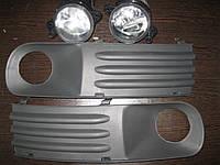 Протитуманки Фольксваген т5 (Volkswagen T5), галогенові туманки, Туреччина