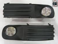Противотуманные фары Фольксваген т5 (Volkswagen T5), LED, Турция