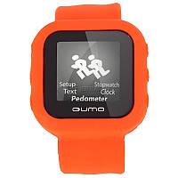 MP3 плеер Qumo QUMO Sportswatch 4GB Orange