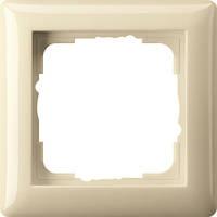 Рамка 1-пост. GIRA Standard 55 кремовый