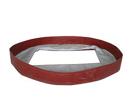 Фланцевые тканевые компенсаторы (гибкие вставки), фото 2