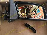 Зеркало заднего вида наружное большое правое заз 1102 1103 таврия славута, фото 2