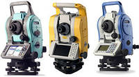 Обучение работе на тахеометре Trimble-Nikon-Spectra Precision