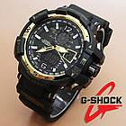 Часы Casio G-Shock GW-1100 золотой (replica), фото 6