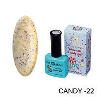 Гель-лак candy gel «Дюшес»
