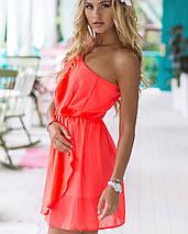 Платье на одно плечо | 2053 sk, фото 3