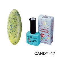 """CANDY-гель для ногтей """"Лимонный курд"""", фото 1"""