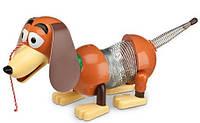 Собачка Спиралька говорящая, 20 фраз, Slinky Dog Talking, обновленная версия. Оригинал из США